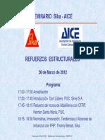 Introducción Seminario Sika AICE Refuerzos Estruct