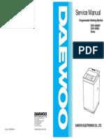 Daewoo_DWF-5590 Service Manual