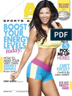 AUGUST 2014 MAX SPORTS & FITNESS MAGAZINE