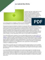 Las Aplicaciones Para Android Hoy Día