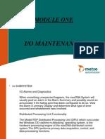 IO Maintenance