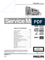 Philips-FWD182 Mini Sys