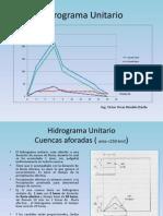 Hidrograma de Diseño 2014