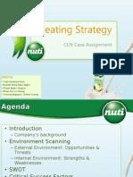Strategy - Nutifood
