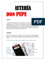Ferretería Don Pepe