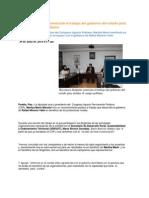 30-07-2014 Puebla Noticias - Reconoce dirigente cenecista el trabajo del gobierno del estado para atender el campo poblano.