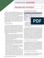 Speiseeis AB Sensorik 2011 03
