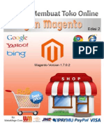 Tutorial Magento Indonesia Edisi 2