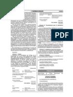DL que aprueba la publicación de Plan Nacional de Diversificacion Productiva