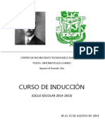 Curso de Induccion 2014 (Guille)