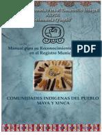 Manual de Inscripción de Comunidades Indígenas Completo1