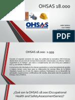 OHSAS 18000