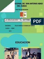 11 La Educacion y El Sistema Educativo 2010 i