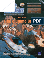 PR848 - Tita, o Ultimo Bastiao (Amostra) - Kurt Mahr - SSPG
