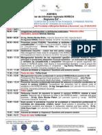 Agenda Seminar Regional HORECA Est 27-28.03.2012