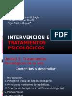 12.-Tratamientos psicologicos