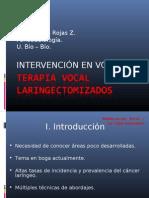 13.-Terapia vocal laringectomizados
