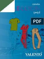 Catalogo Valento 2014 Español