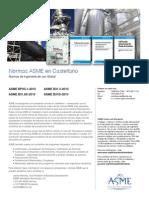 Normas Asme. Catalog Codes PrintBook