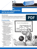 Informe Para La Institucion Educativa