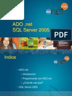 3 ADOnet y SQL Server