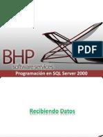 BHPTraining SQLServer2000 Programadores 2