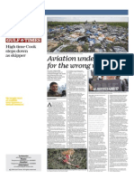 Aviation Under Spotlight For The Wrong Reasons - Gulf Times 24 July 2014