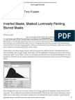 Inverted Masks, Masked Luminosity Painting, Blurred Masks _ Good Light Journal