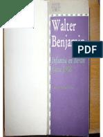 Benjamin Walter Infancia en Berlin Hacia 1900