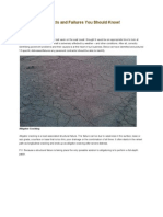 13 Pavement Defects and Failures You Should Know