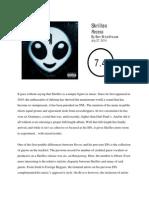 Album Review Recess