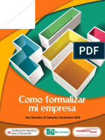 Como Formalizar Mi Empresa - Www.aleive.org