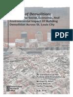 30 Days of Demolition
