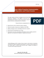 White Paper - Mortgage Servicing Today and the Urgent Need for Proactive Borrower Communication
