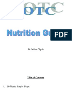 nutrition guide part 1