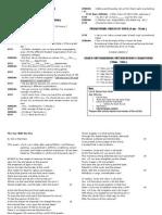 Membership Drive (Script)