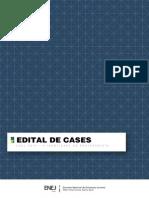 Edital de Cases ENEJ 2014