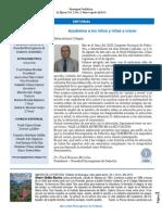 Editorial - 2a. Época; Vol. 2; No. 2. Mayo-Agosto ©2014