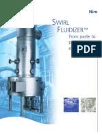 Swirl Fluidizer