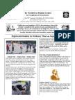 Bulletin for August 3, 2014