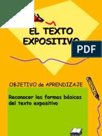 El Discurso Expositivo 2014