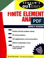 Finite Element Schaums Pdf