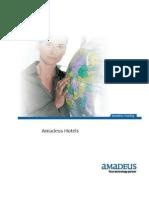 Amadeus Hotels Manual