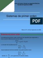 Clase06Sistemas de Primer Orden