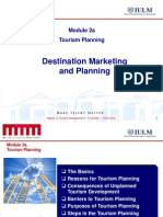 Chapter 2 Tourism Planning