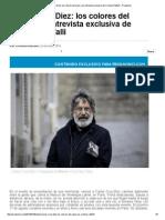 Carlos Cruz-Diez_ Los Colores Del Siglo; Una Entrevista Exclusiva de Cristina Raffalli « Prodavinci