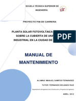 9. Manual de Manteminiento