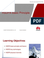 HSDPA Basic Principle