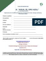 Ficha Inscripción Jornadas