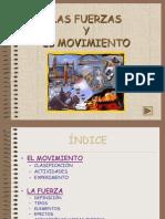 Fuerzas y Movimiento